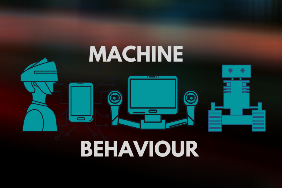 Machine Behavior Banner