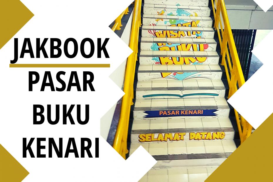 Pasar Buku Kenari