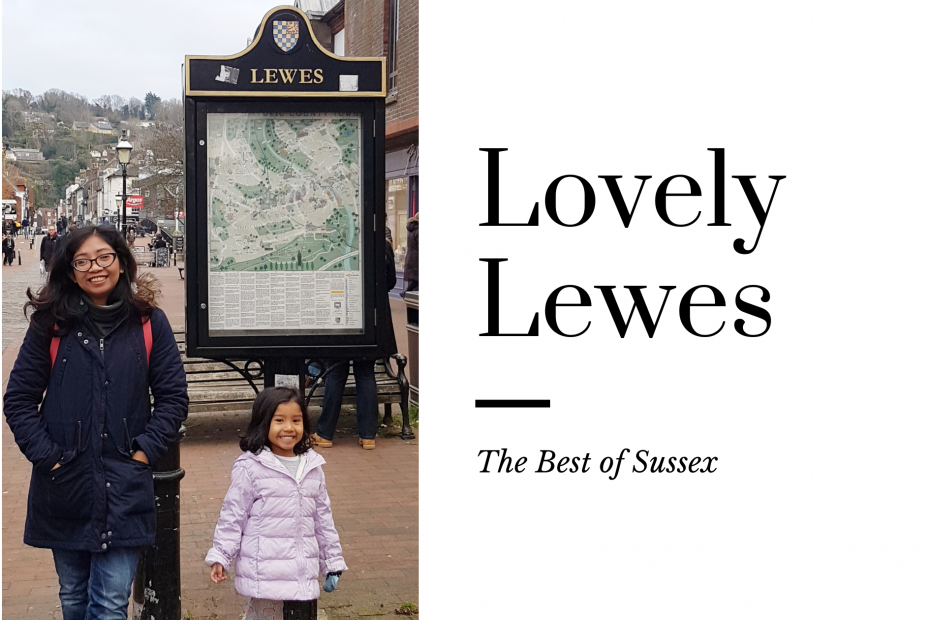 Lovely Lewes of Sussex